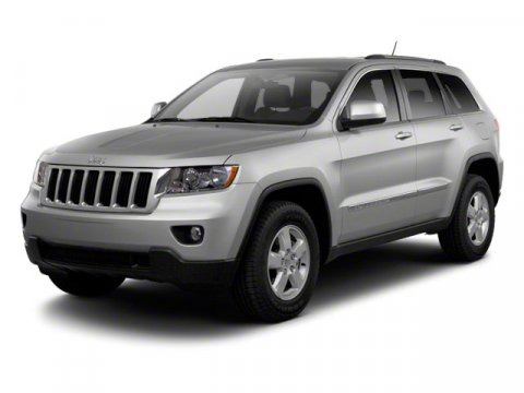 2012 Jeep Grand Cherokee Laredo Stone WhiteBlack V6 36L Automatic 48010 miles MINT CONDITION