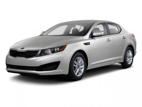 2012 Kia Optima LX Snow White Pearl V4 24L  23742 miles  Front Wheel Drive  Power Steering