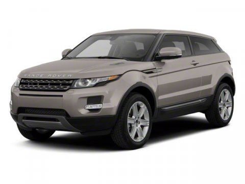 2012 Land Rover Range Rover Evoque Pure Plus  V4 20L Automatic 61686 miles  Turbocharged  Ke