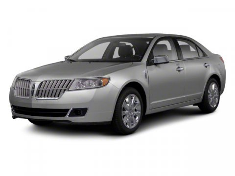 2012 Lincoln MKZ Base Black V6 35L Automatic 34791 miles  All Wheel Drive  Power Steering  4