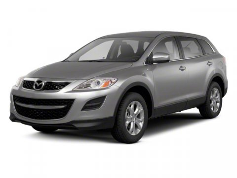 2012 Mazda CX-9 Touring Dolphin Gray Mica V6 37L Automatic 34721 miles  All Wheel Drive  Powe