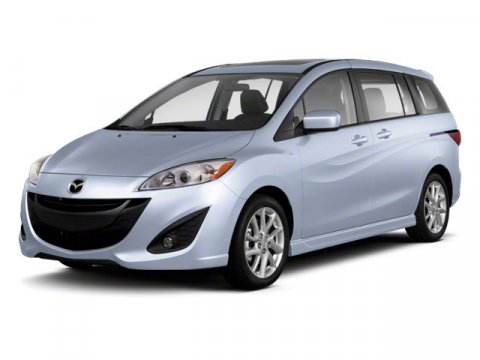 2012 Mazda Mazda5 Sport RedTan V4 25L Automatic 65924 miles GORGEOUS LOCAL TRADE MAZDA 5 SPOR