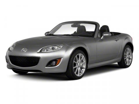 2012 Mazda MX-5 Miata Sport Liquid Silver Metallic V4 20L Automatic 20668 miles  Rear Wheel D