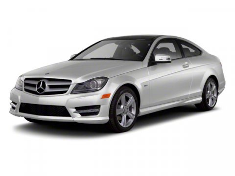2012 Mercedes C-Class C250 Coupe RWD BlackAlmondBeige V4 18L Automatic 41344 miles One Owner