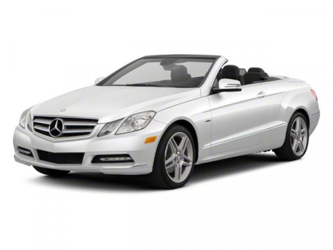 2012 Mercedes E-Class E350 Cabriolet BlackTan V6 35L Automatic 34125 miles  Rear Wheel Drive