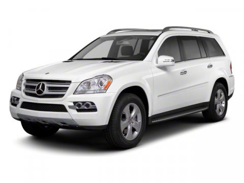 2012 Mercedes GL-Class GL450 White V8 46L Automatic 74985 miles  All Wheel Drive  Air Suspen