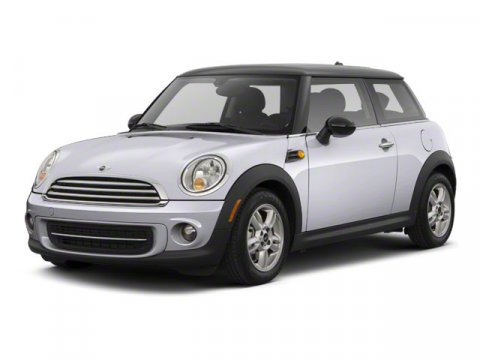 2012 MINI Cooper Coupe Hatchback Pepper WhiteCarbon Black V4 16L Manual 41595 miles GREAT COL