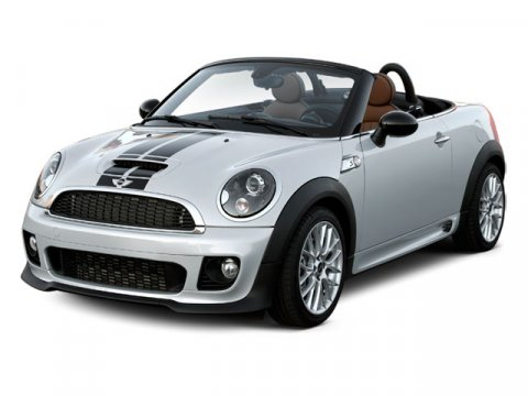 2012 MINI Cooper Roadster John Cooper Works  V4 16L Manual 52209 miles  Turbocharged  Front