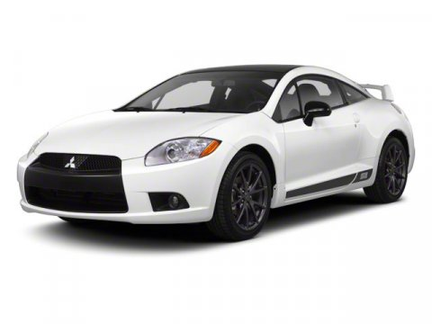 2012 Mitsubishi Eclipse GS Kalapana Black V4 24L Manual 36389 miles  Front Wheel Drive  Power