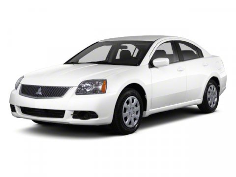 2012 Mitsubishi Galant FE Kalapana Black V4 24L Automatic 32911 miles  Front Wheel Drive  Pow