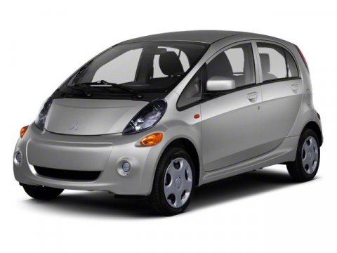 2012 Mitsubishi i-MiEV Cool Silver Metallic V  Automatic 21685 miles  Electric Motor  Rear Whe