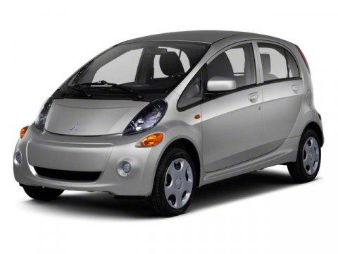 2012 Mitsubishi i-MiEV ES  V  Automatic 8144 miles  Electric Motor  Rear Wheel Drive  Power