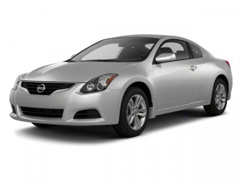 2012 Nissan Altima 25 S Coupe Navy Blue MetallicBlonde V4 25L Variable 37776 miles 2012 NISS