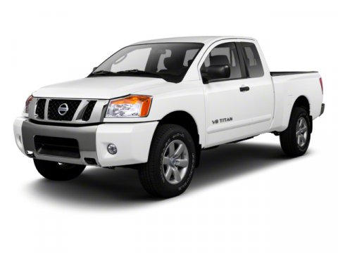 2012 Nissan Titan S Blizzard V8 56L Automatic 30517 miles  Rear Wheel Drive  Power Steering