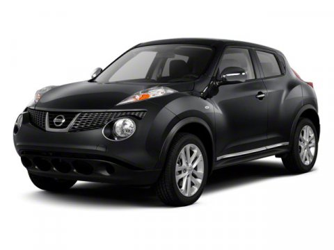 2012 Nissan JUKE SV Blue V4 16L Variable 10 miles  Turbocharged  All Wheel Drive  Power Stee