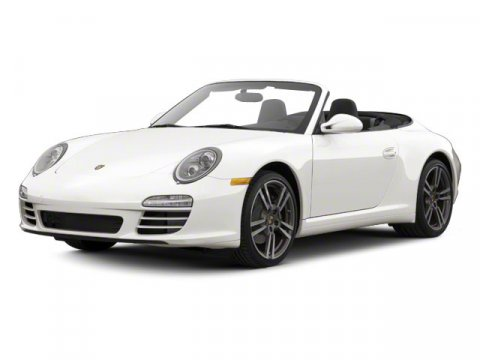 2012 Porsche 911 Carrera Cabriolet Black Edition BlackBlk TopStd BlackLthr V6 36L Manual 2705