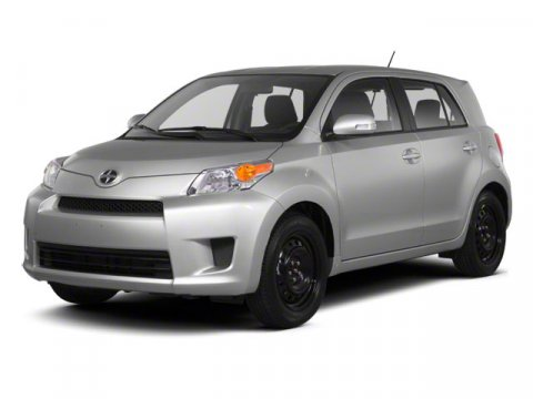 2012 Scion xD 5DR HB AT Gray V4 18L Automatic 41821 miles  Front Wheel Drive  Power Steering