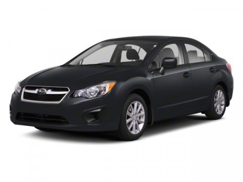 2012 Subaru Impreza Sedan 20i Ice Silver MetallicBlack V4 20L Variable 27641 miles  All Whee