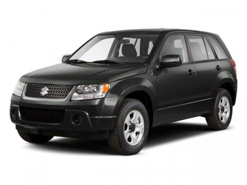 2012 Suzuki Grand Vitara Premium 4X4 Quicksilver MetallicBlack V4 24L Automatic 30010 miles OV