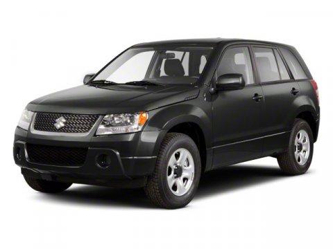 2012 Suzuki Grand Vitara Premium White Water Pearl V4 24L Automatic 34838 miles Complimentary