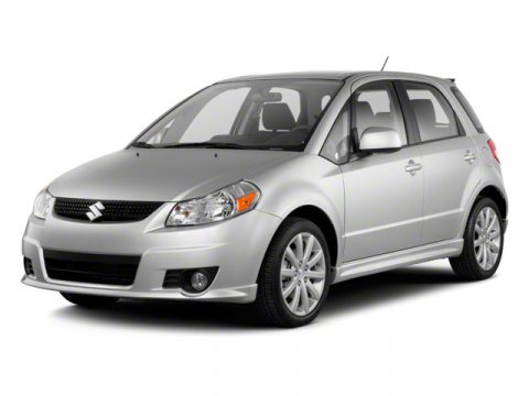 2012 Suzuki SX4 Quicksilver Metallic V4 20L  9022 miles  All Wheel Drive  Power Steering  4-