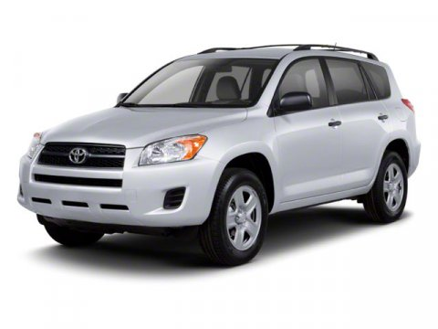2012 Toyota RAV4 4DR 4WD LE Super White V4 25L Automatic 55263 miles  Four Wheel Drive  Power
