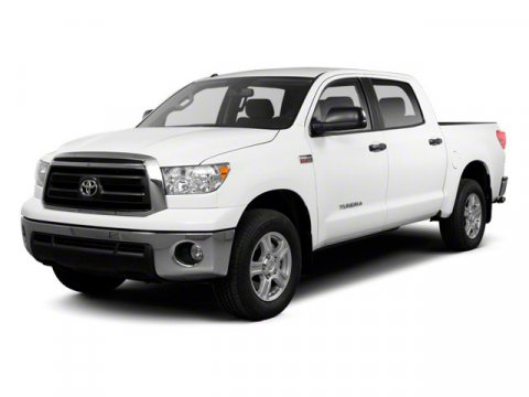 2012 Toyota Tundra 4WD Truck CREWMAX Super White V8 57L Automatic 18338 miles From home to the