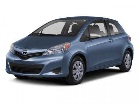 2012 Toyota Yaris L Magnetic Gray Metallic V4 15L Automatic 18668 miles LOW MILES - 18 668 L
