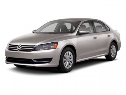 2012 Volkswagen Passat SEL Navigation Night Blue MetallicTitan Black V5 25L Automatic 20730 mil