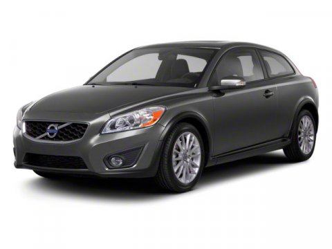 2012 Volvo C30 T5 Hatchback Ice GrayOff-Black V5 25L Automatic 25964 miles LOCAL TRADE IN M
