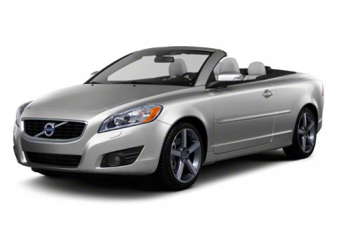2012 Volvo C70 T5 Convertible Electric Silver MetallicOff-Black V5 25L Automatic 36571 miles