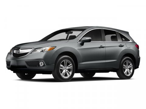 2013 Acura RDX Tech Pkg Crystal Black Pearl V6 35L Automatic 19625 miles  All Wheel Drive  Po