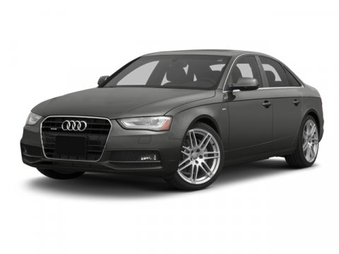 2013 Audi A4 Prestige Monsoon Gray MetallicBlack V4 20L Automatic 7873 miles Audi Certified