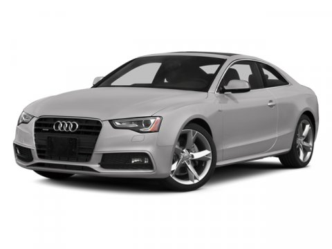 2013 Audi A5 Premium Plus Monsoon Gray MetallicBlack V4 20L Automatic 5784