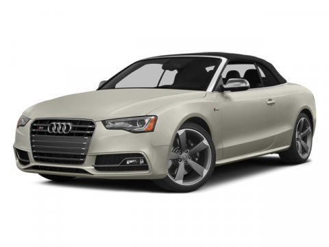 2013 Audi S5 Prestige Monsoon Gray Metallic V6 30L Automatic 1942 miles  Supercharged  Lockin