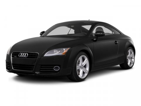 2013 Audi TT 20T Premium Plus Coupe Quattro BlackBlack V4 20L Automatic 38844 miles No Deale