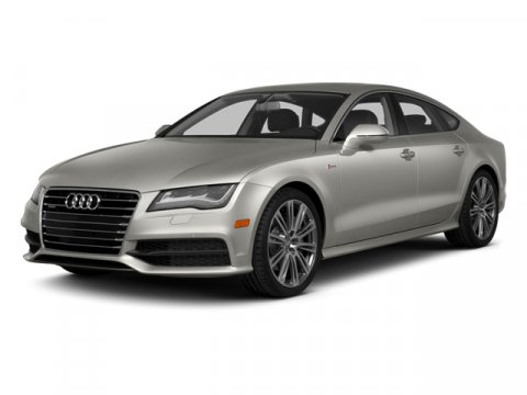 2013 Audi A7 30 Premium Plus Quartz Gray Metallic V6 30L Automatic 46801 miles  Supercharged