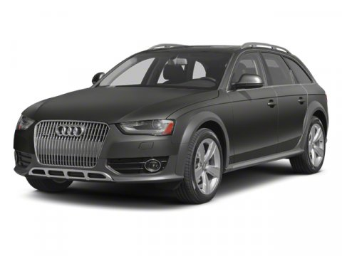2013 Audi allroad Premium Plus Monsoon Gray MetallicBlack V4 20L Automatic 9579 miles Premium