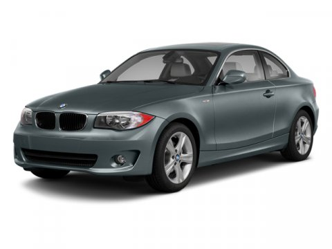 2013 BMW 1 Series 128i Coupe RWD BlackBlack V6 30L Manual 18445 miles One Owner Black with B