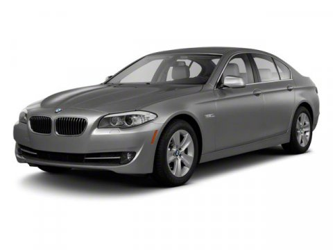 2013 BMW 5 Series 528i xDrive Blue V4 20L Automatic 46485 miles  Turbocharged  Keyless Entry