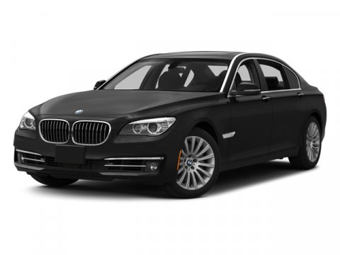 2013 BMW 7 Series 740Li xDrive Carbon Black MetallicIvory WhiteBlack V6 30L Automatic 55409 m