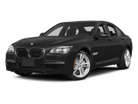 2013 BMW 7 Series 750Li xDrive Jet Black V8 44L Automatic 30438 miles  Turbocharged  All Whee