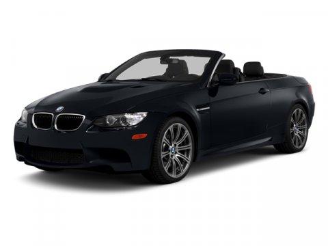 2013 BMW M3 Convertible RWD Interlagos Blue MetallicBlack V8 40 Automatic 29603 miles Outstan