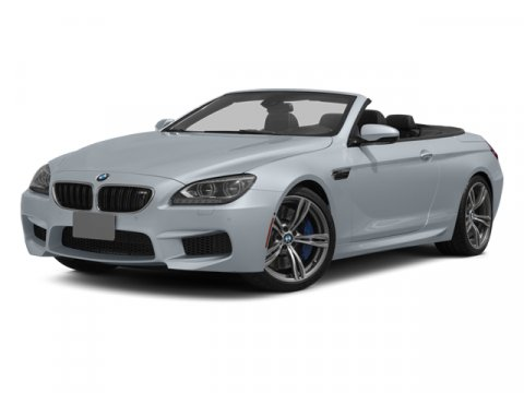 2013 BMW M6 Base Alpine WhiteBlack V8 44L Automatic 18799 miles RARE M6 CONVERTIBLE ORIGINAL