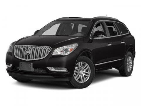 2013 Buick Enclave Premium Carbon Black Metallic V6 36L Automatic 6514 miles  Heated Mirrors