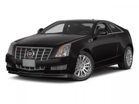2013 Cadillac CTS Coupe AWD BlackGray V6 36L Automatic 42314 miles Clean Carfax One Owner B