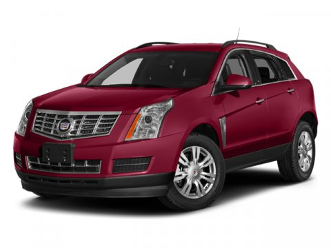 2013 Cadillac SRX Luxury Collection Black RavenEbony V6 36L Automatic 2 miles  DRIVER ASSIST P