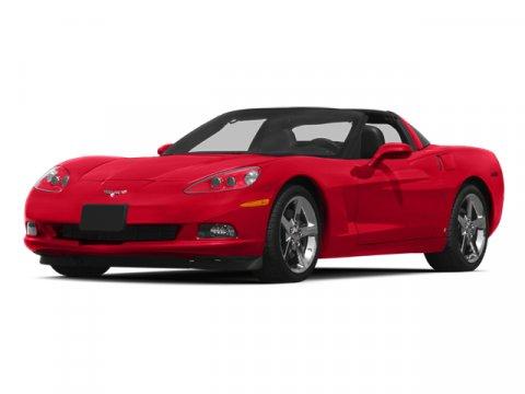 2013 Chevrolet Corvette 1LT Blade Silver MetallicBlack V8 62L Automatic 3208 miles Price plus