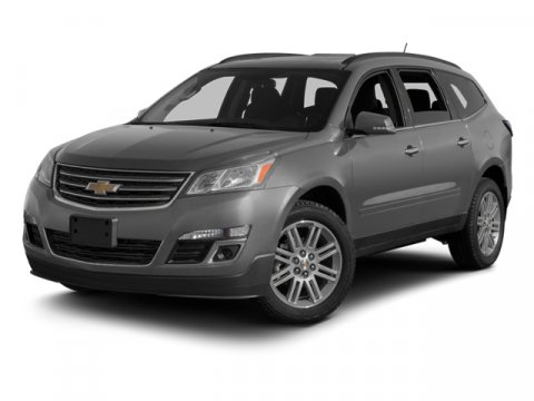 2013 Chevrolet Traverse LT Gray V6 36L Automatic 50170 miles  Front Wheel Drive  Power Steer