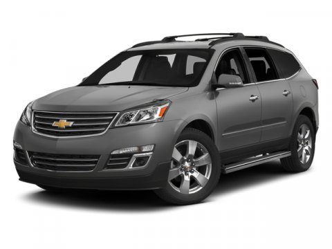 2013 Chevrolet Traverse LTZ Black Granite Metallic V6 36L Automatic 49663 miles  All Wheel Dr